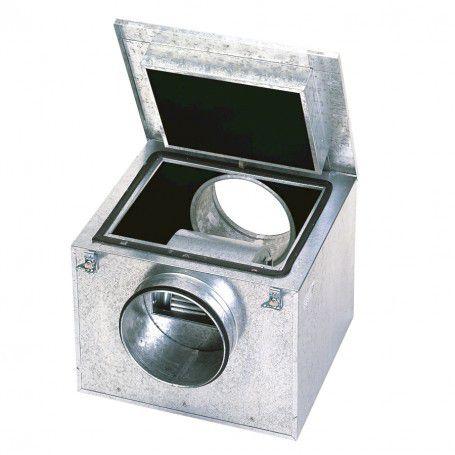 Caixa de Ventilação para Forro Modelo: CAB-125 - 220V - S&P  - Nova Exaustores