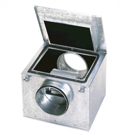 Caixa de Ventilação para Forro Modelo: CAB-160 - 220V - S&P  - Nova Exaustores