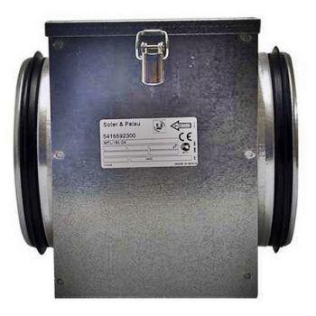 Caixa Filtrante p/Exaustor Linha TD Modelo: MFL-160 G4 S&P  - Nova Exaustores