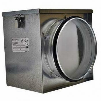 Caixa Filtrante p/Exaustor Linha TD Modelo: MFL-315-C G4 S&P  - Nova Exaustores