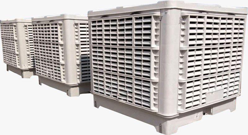 Climatizador Evaporativo Adiab. Indl. CE-20000-SI - 220V  - Nova Exaustores
