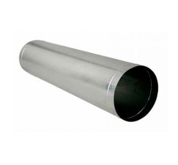 Duto de Alum. Semi-Flex. 150mm-5m c/2 Joelho 45° + 1m Rígido  - Nova Exaustores