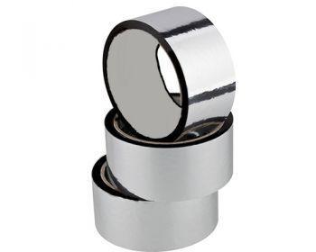 Duto Flexivel Aluminizado 150mm - 3 Metros + Rolo de Fita  - Nova Exaustores