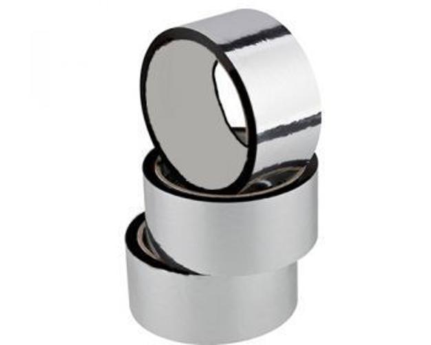 Duto Flexível Aluminizado 200mm 10 Metros + Rolo De Fita  - Nova Exaustores