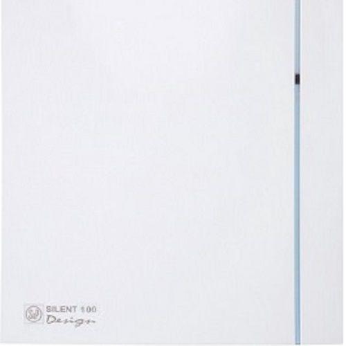 Exaustor Banh. Silent-100cz Design 110V + 15m Duto + Grelha  - Nova Exaustores