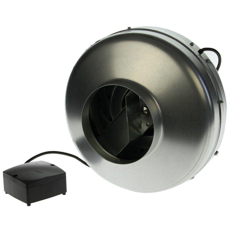 Exaustor Centrifugo InLine Mod: VENT-250L 220V S&P  - Nova Exaustores