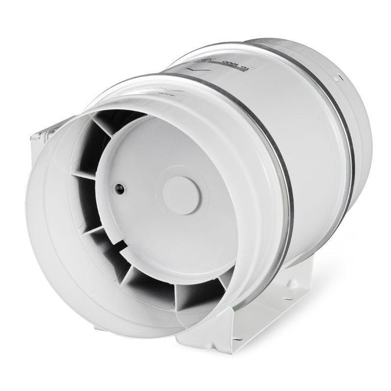 Exaustor p/Banheiro Helicocentrifugo InLine Mod: TD1000/250 S&P  - Nova Exaustores