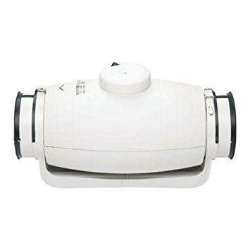 Exaustor p/Banheiro Helicocentrifugo InLine Mod: TD250/100 Silent S&P  - Nova Exaustores