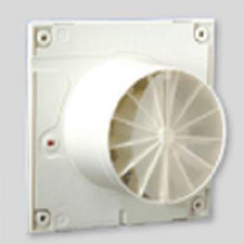 Exaustor para Banheiro Mod: DECOR300 CR C/Timer S&P  - Nova Exaustores