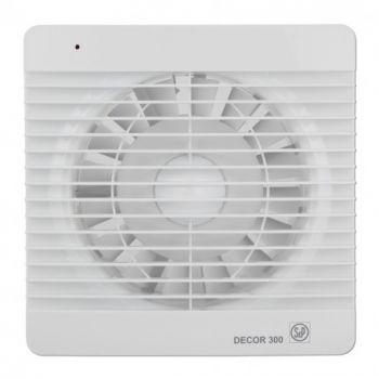 Exaustor para Banheiro Mod: DECOR300C S&P  - Nova Exaustores