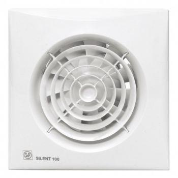 Exaustor para Banheiro Mod: Silent-100CZ S&P  - Nova Exaustores