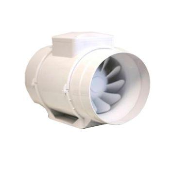 Exaustor para Banheiro Tipo Centrifugo InLine Maxx250 - 220V  - Nova Exaustores