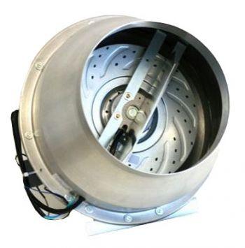 Exaustor para Banheiro Tipo Centrifugo InLine Mod: ACI-100  - Nova Exaustores