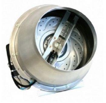Exaustor para Banheiro Tipo Centrifugo InLine Mod: ACI-125  - Nova Exaustores
