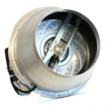 Exaustor para Banheiro Tipo Centrifugo InLine Mod: ACI-250  - Nova Exaustores