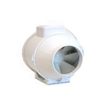Exaustor para Banheiro Tipo Centrifugo InLine Maxx-125 - 220V  - Nova Exaustores