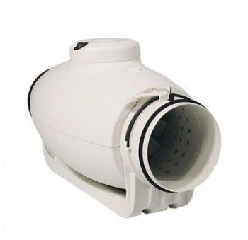 Exaustor p/Banheiro Helicocentrifugo InLine Mod: TD1300/250 Silent S&P  - Nova Exaustores