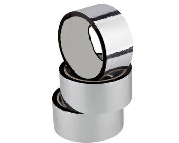 Fita Adesiva de Polipr. Aluminizado (BOPP) 48mm X 50m c/24 pçs  - Nova Exaustores