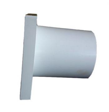 Grelha Fixa em Plástico ABS c/Tela Mod: GFT-100  - Nova Exaustores