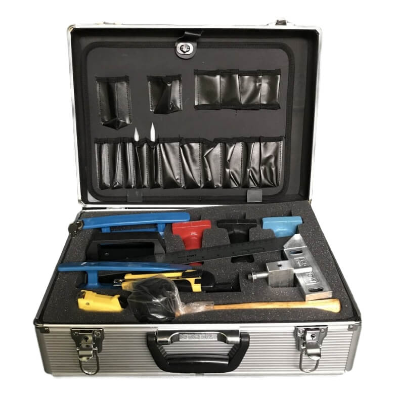 Kit de Ferramentas p/Fabricação de Dutos MPU  - Nova Exaustores
