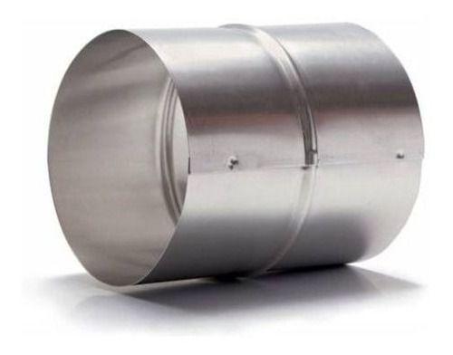 Kit Duto Semi-flex. 100mm C/3m (3pçs) C/2 luva + 6 abraç.  - Nova Exaustores