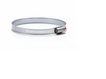 Kit Duto Semi-Flex.  200mm C/1,5m + Luva + 2 Abraçadeiras  - Nova Exaustores