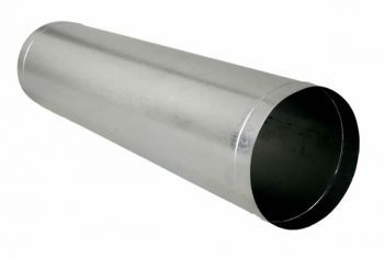 Kit p/Instalação Coifa Grelha Estamp. 150mm + Flex. 7m +Luva  - Nova Exaustores