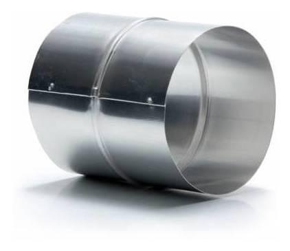 Kit p/Instalação Coifa Grelha Invert. 150mm + Luva +Flex. 2m  - Nova Exaustores