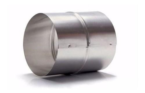 Kit p/Instalação Coifa Grelha Retorno 150mm + Semi-Flex. 8m  - Nova Exaustores