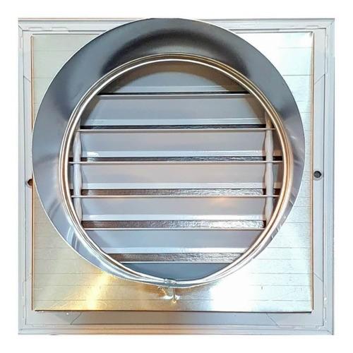 Kit p/Instalação Coifa Grelha Retorno 300mm + Duto Flex. 5m  - Nova Exaustores