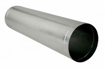 Luva De Redução Em Inox-430 - 250 x 150mm + Duto diam. 150mm  - Nova Exaustores