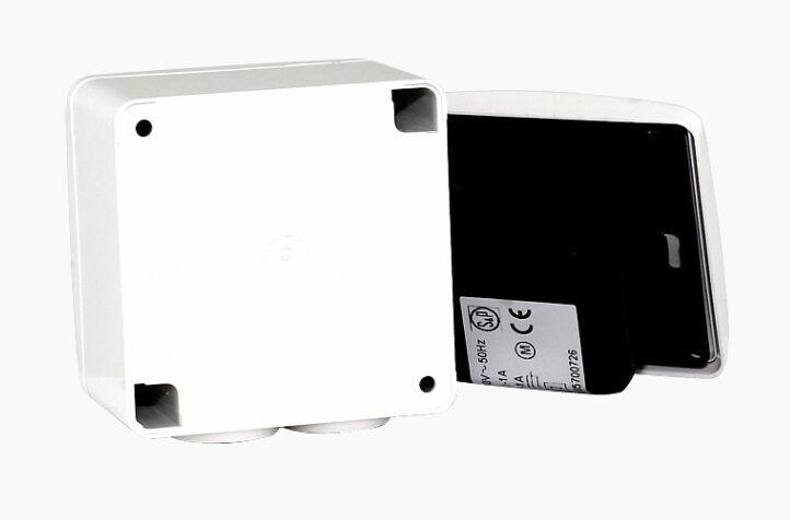 Regulador de Velocidade p/Exaustor TD REB-2.5N - 220V S&P  - Nova Exaustores