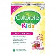 Culturelle Kids Probiótico Diário Infantil - 30 Tabletes Mastigáveis - Validade 07/21