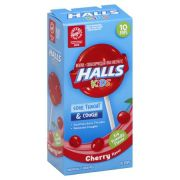 Halls Kids Pops - Cough & Sore Throat