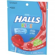 Halls Kids Pops - Cough & Sore Throat