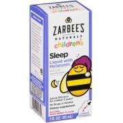 Melatonina Infantil Zarbees Sleep Gotas - CAIXA DANIFICADA