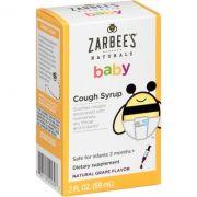 Xarope Infantil Zarbees Naturals Baby's 59ml