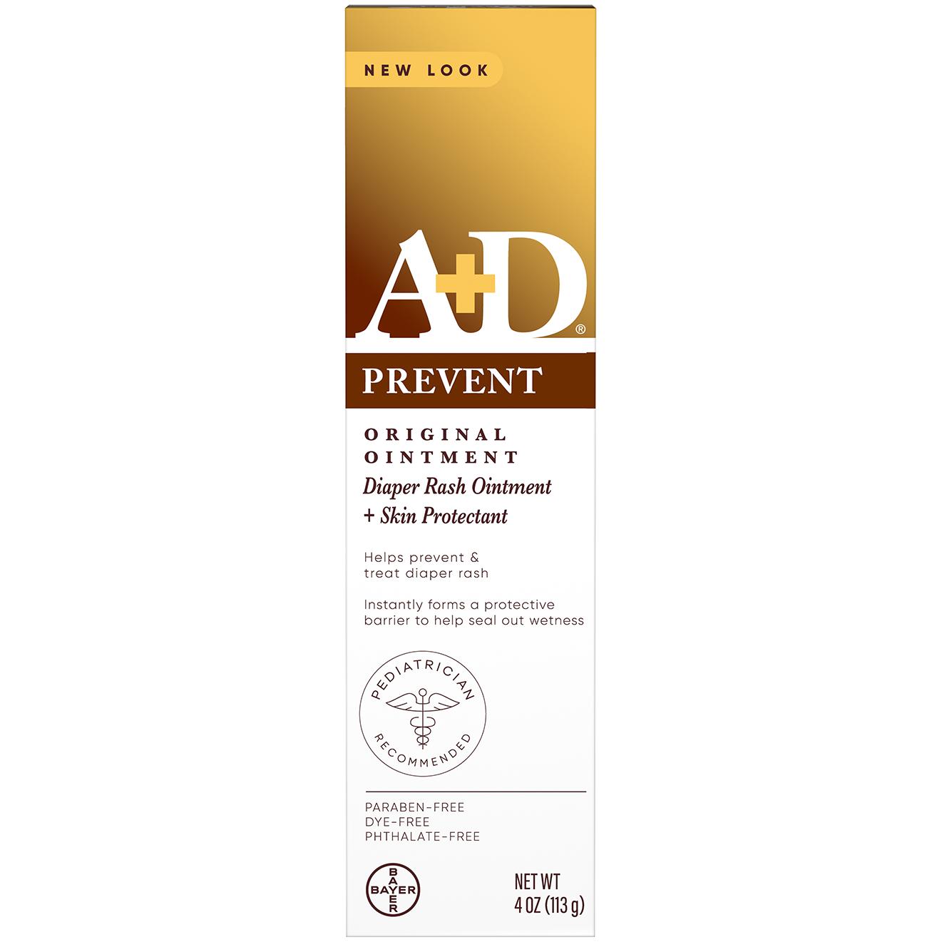 A+D Original Ointment Pomada para Assadura Bisnaga 113g