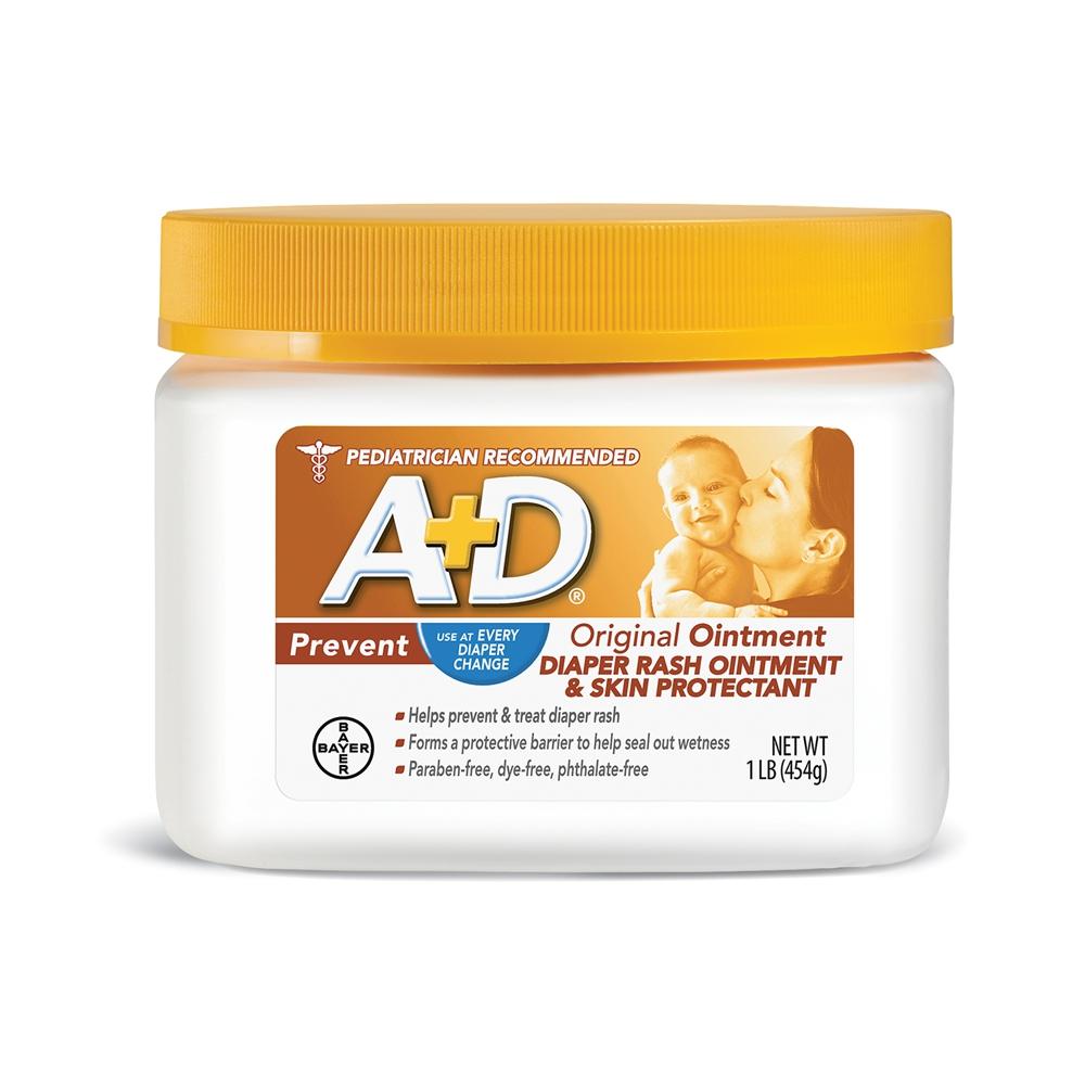 A+D Original Ointment Pomada para Assadura Pote 454g