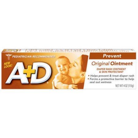 A+D Original Ointment Pomada para Assadura