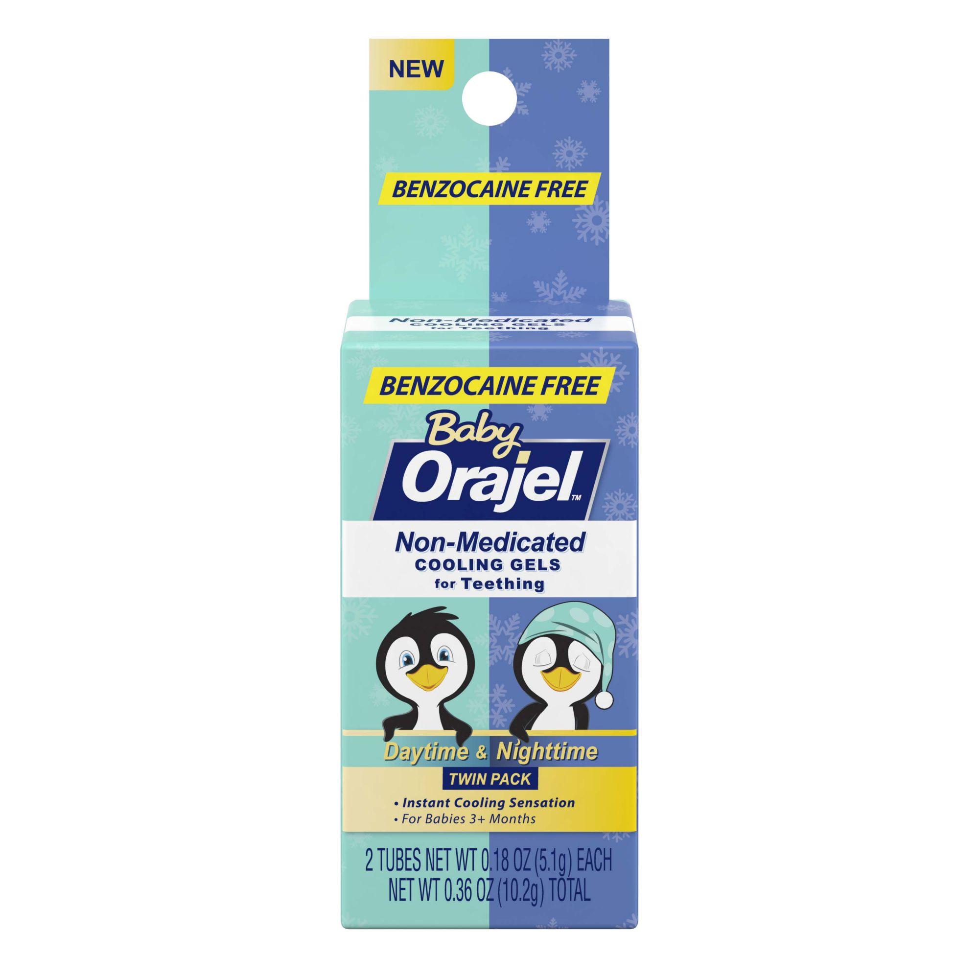 Baby Orajel - Dor de Dentes