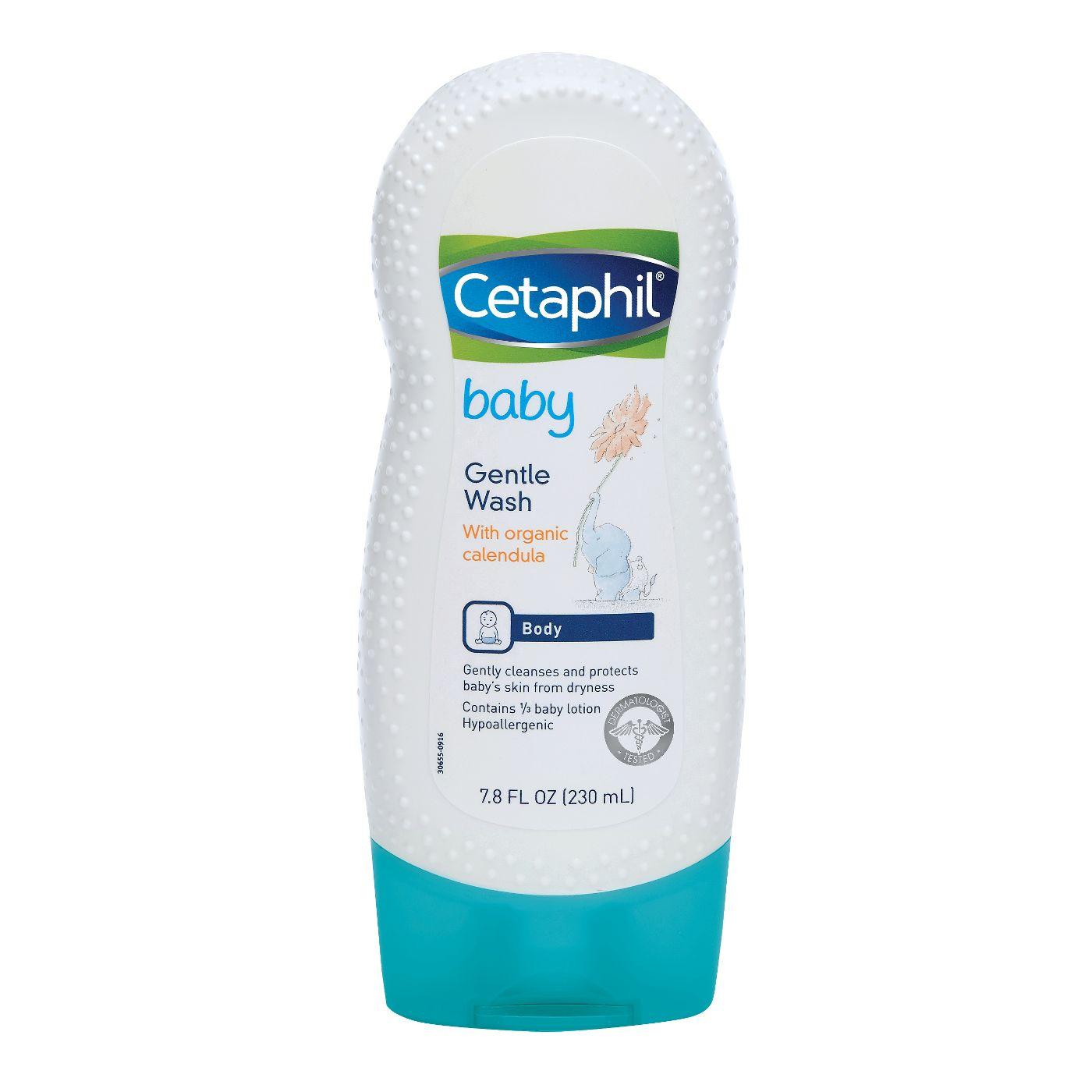 Cetaphil Baby Sabonete Ultra Hidratante (Gentle Wash)