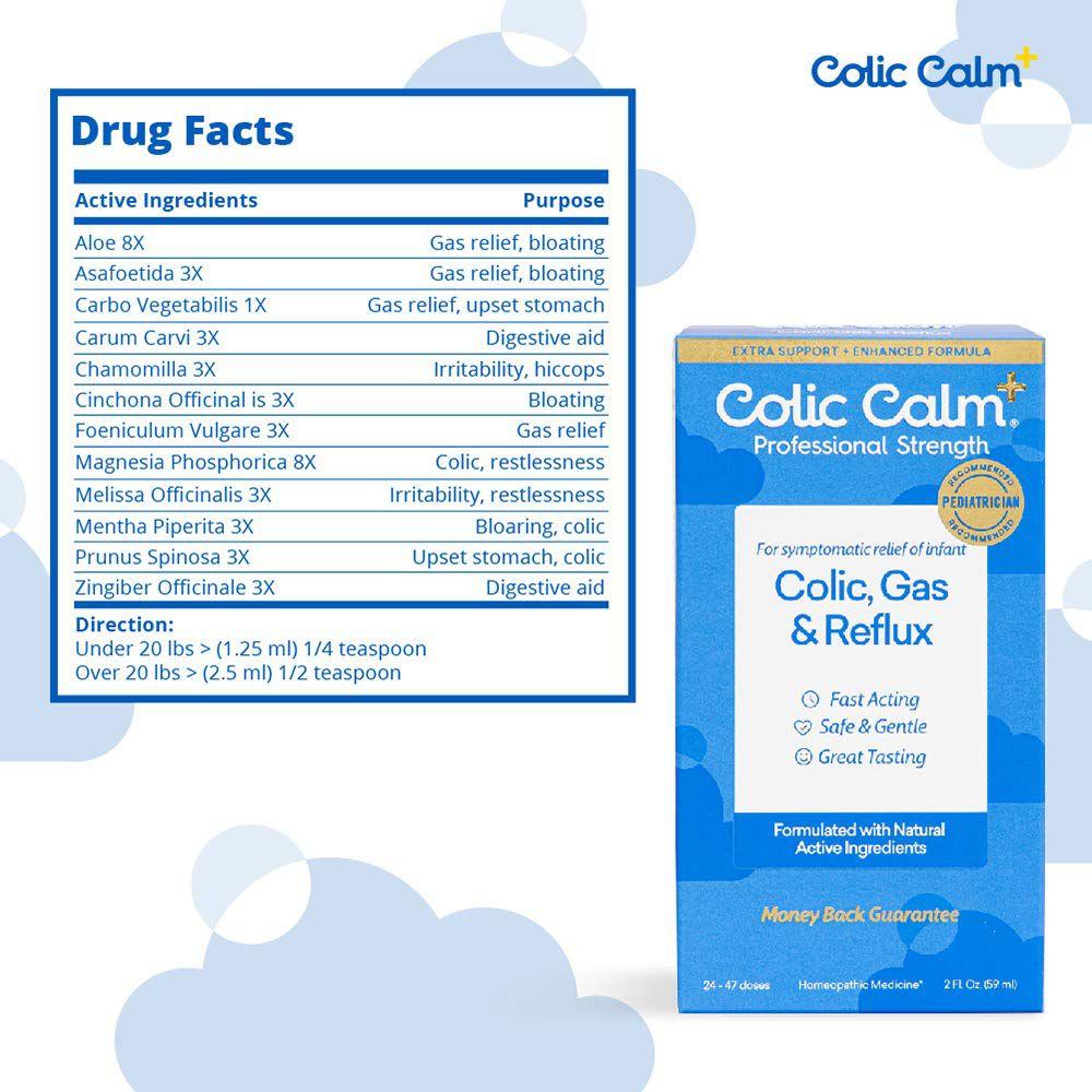 Colic Calm Plus