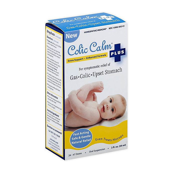 Colic Calm Plus - CAIXA DANIFICADA