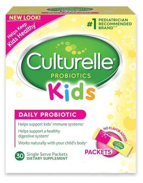 Culturelle Kids Probiótico Diário Infantil