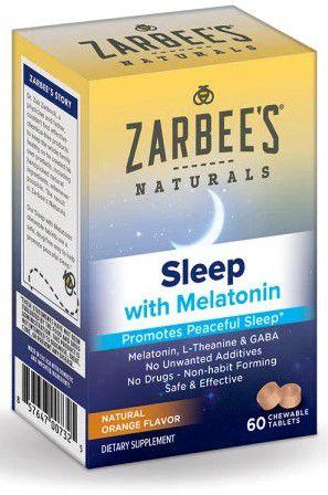 Melatonina Zarbees Sleep para Adolescentes