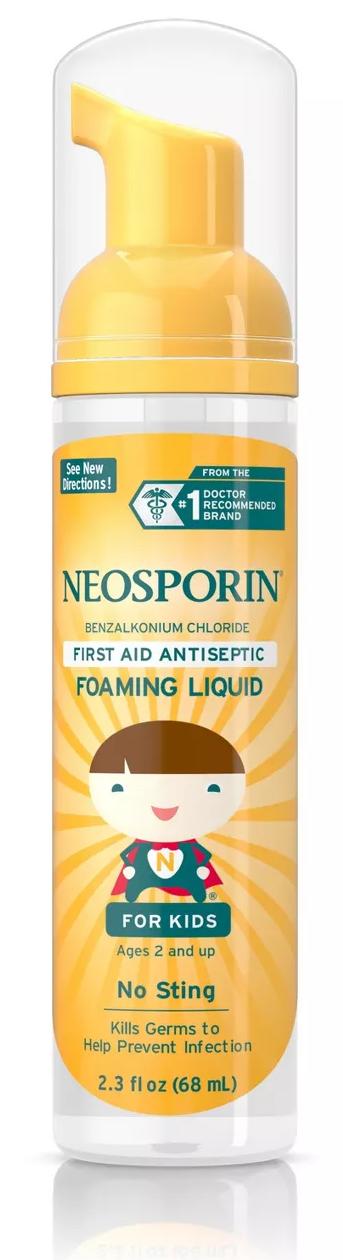 Neosporin Antisséptico Spray