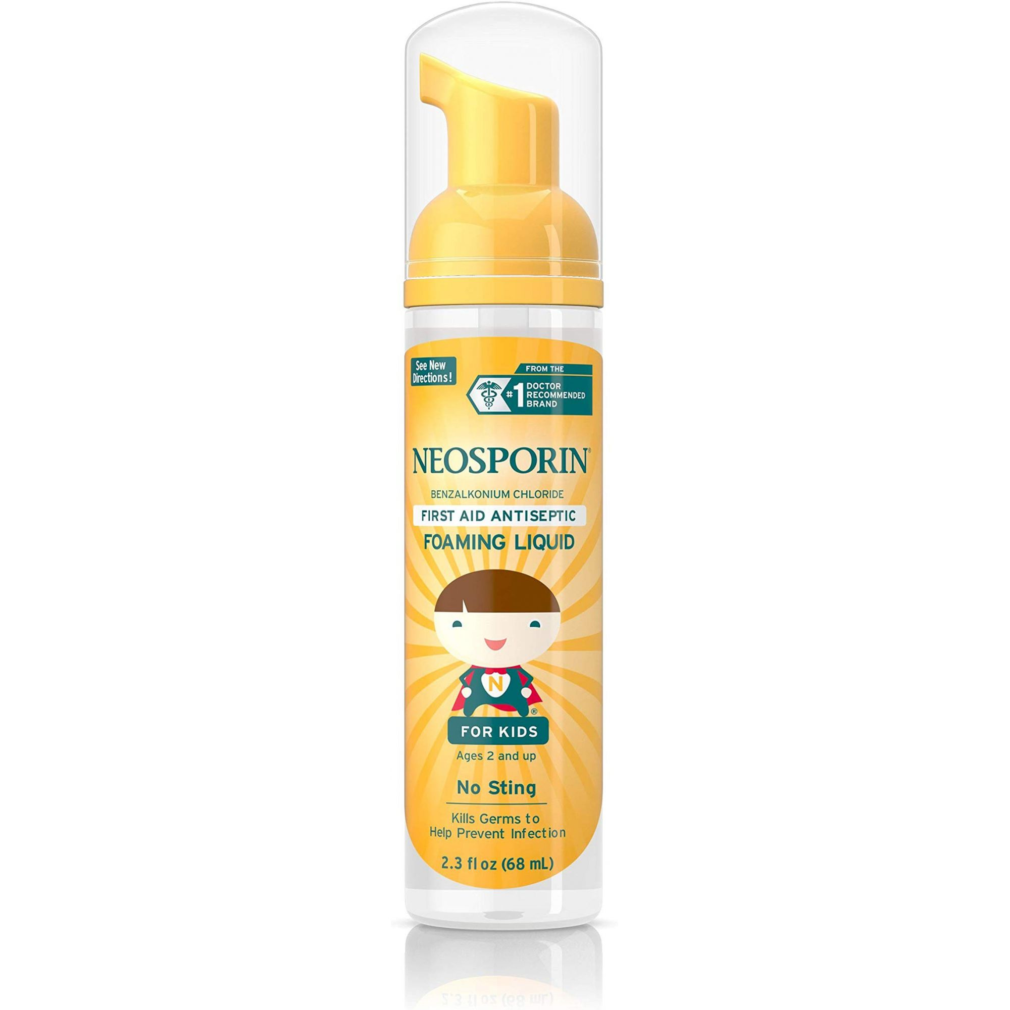Neosporin Antisséptico Spray