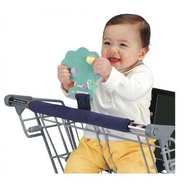 Protetor de Carrinho de Supermercado