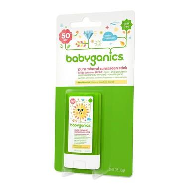 Protetor Solar Stick Babyganics